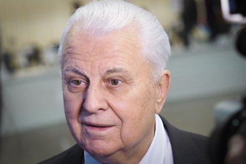 Кравчук закликав звільнити з ОРДЛО чотирьох важкохворих українців