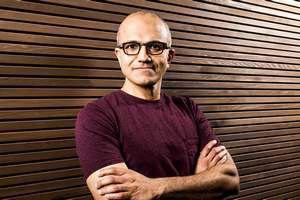 Призначено нового гендиректора Microsoft