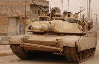 США перекинуть у Східну Європу 250 танків