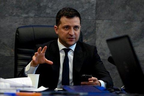 Зеленский подал в Раду законопроекты о налоговой амнистии
