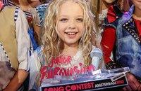 Настя Петрик принесла победу Украине на детском Евровидении-2012
