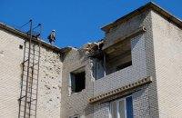 В Марьинке требует ремонта 600 частных домов, 35 из них нужно восстанавливать с фундамента, - Жебривский