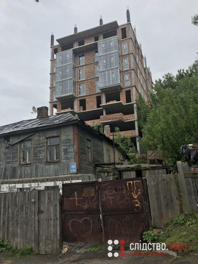 Дом на ул. Докучаевской, 5-А по состоянию на май 2019 года