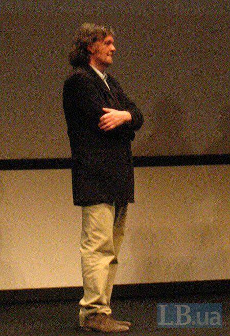 Эмир Кустурица сыграл в одной из частей самого себя