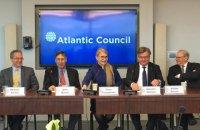 Тимошенко приняла участие в круглом столе Атлантического Совета