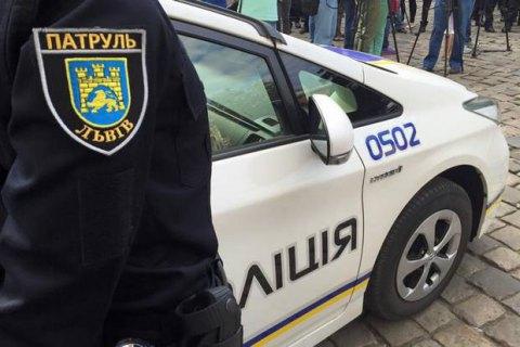У Львові затримали п'яного водія, котрий навмисно збив патрульного