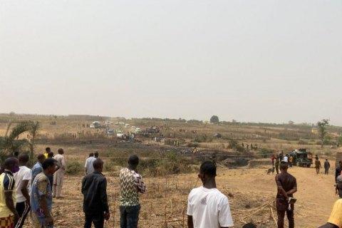 В Нигерии упал военный самолет, погибли 7 человек