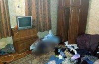 В Краматорске сын забил до смерти мать и провел трое суток рядом с ее телом