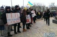 Януковича просят не затягивать с подписанием закона об освобождении активистов Евромайдана
