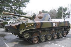 Штаб АТО заявил об уничтожении артиллерийской установки боевиков в Славянске