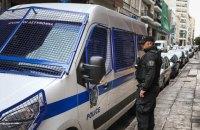 У центрі Афін через стрілянину затримали понад 100 осіб