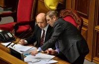 Турчинов звільнив чотирьох послів