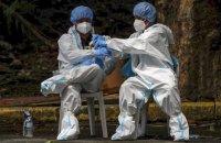 Коронавірус в Україні діагностували у ще 1112 осіб