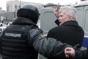 В Москве задержали национал-большевиков во главе с Лимоновым