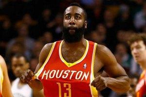 """НБА: Харден розстріляв """"Іноходців"""""""