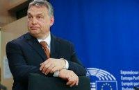 """Орбан звинуватив Євросоюз в """"шантажі"""" Угорщини"""