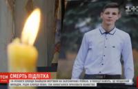 Через смерть підлітка у Прилуках керівника місцевої поліції відсторонено від посади