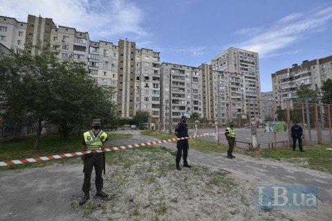 Прокуратура порушила справу за фактом вибуху в київській багатоповерхівці