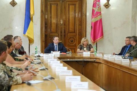 Райнин и Луценко инициируют разработку механизма льготного кредитования строительства жилья для участников АТО