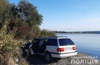 Житель Київської області потонув разом з автомобілем під час риболовлі