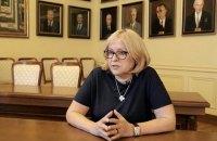 Минздрав повторно отстранил Амосову от обязанностей ректора НМУ имени Богомольца