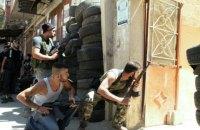 В Сирии проходит штурм последнего пристанища исламистов