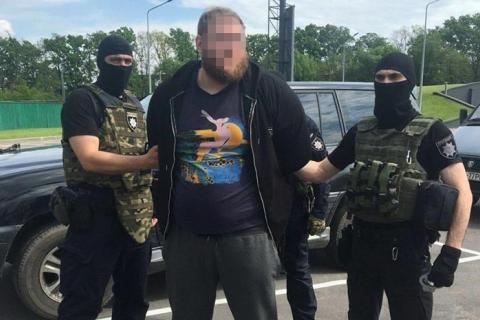Підозрюваного у вбивстві байкера в Києві перевели з психлікарні в СІЗО
