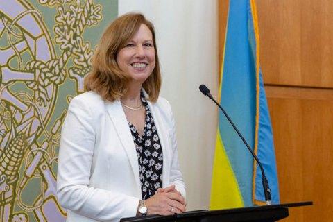 Временная поверенная в делах США призвала Россию уважать суверенитет и территориальную целостность Украины