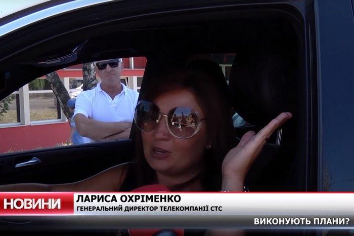 ВСумах босс здешней телекомпании обматерила патрульных