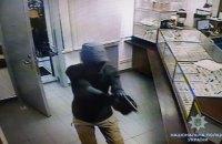 Грабители ювелирного магазина в Киеве были иностранцами и серьезно готовились к преступлению, - полиция