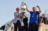 Капітан збірної Італії встановив рекорд Євро