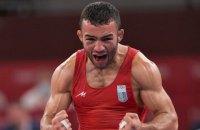 Український борець Парвіз Насібов став срібним призером Олімпіади в Токіо