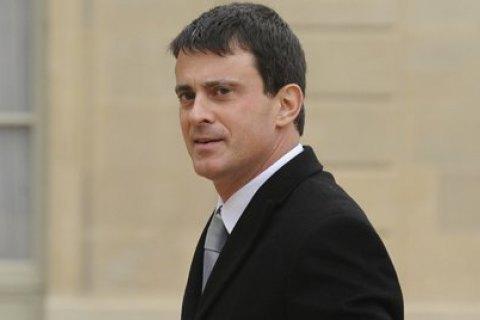 Прем'єр Франції оголосив про відставку і рішення йти в президенти