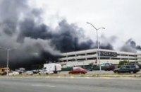 Під час пожежі в торговому центрі Нью-Йорка постраждала 21 людина