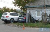 Жуткое ДТП в Броварах: при столкновении авто случайно погиб велосипедист