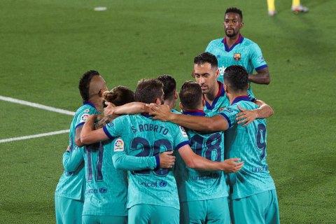 """Игроки """"Барселоны"""" отказались от урезания зарплаты"""