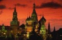 Попереду Кремля у пекло
