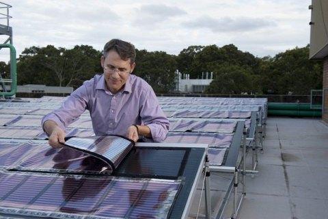В Австралії розробили сонячні панелі, які в 30 разів дешевші від аналога Tesla