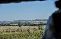 На Донбасі на Трійцю майже не стріляли