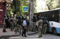 Прокуратура АР Крим порушила кримінальні справи через нові обшуки та затримання кримських татар
