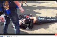 У сутичках в Одесі загинула одна людина (доповнено)