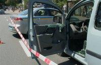 Трьох осіб, затриманих міліцією зі стріляниною у центрі Києва, відпустили (оновлено)