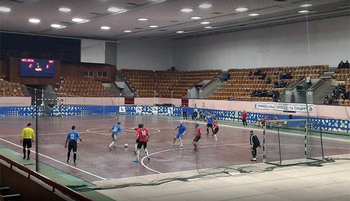 В Ледовом Дворце проводились и спортивные областные созтязания