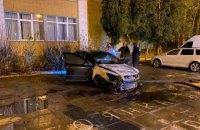 Во Львове неизвестные сожгли автомобиль детектива НАБУ