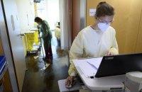 За добу в Україні зафіксували 12 946 нових випадків ковіду