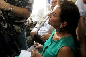 Богословская пришла на суд к Тимошенко