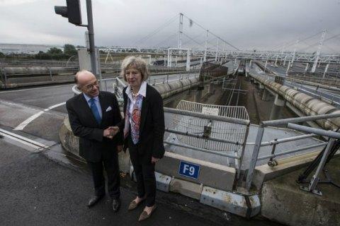 Франція і Британія уклали угоду про співпрацю з проблеми нелегалів