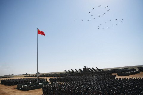 Китай затвердив рекордний військовий бюджет на 2018 рік