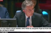 """Суркову знадобилося 10 хвилин, щоб отримати підписи сепаратистів під """"Мінськом"""", - постпред Німеччини при ООН"""