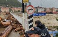 Жертвами повеней на півночі Туреччини стали 55 людей, Україна висловила співчуття
